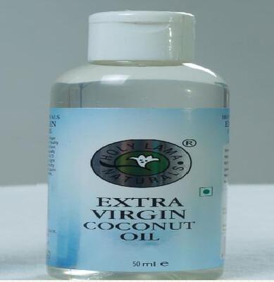 EXTRA VIRGIN COCONUT OIL 50ml
