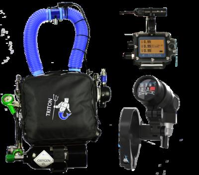 TRITON Nerd2 sans harnais Sidemount / TRITON Nerd2 without Sidemount harness