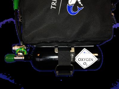 Bouteille 2.5L O2 / oxygen tank