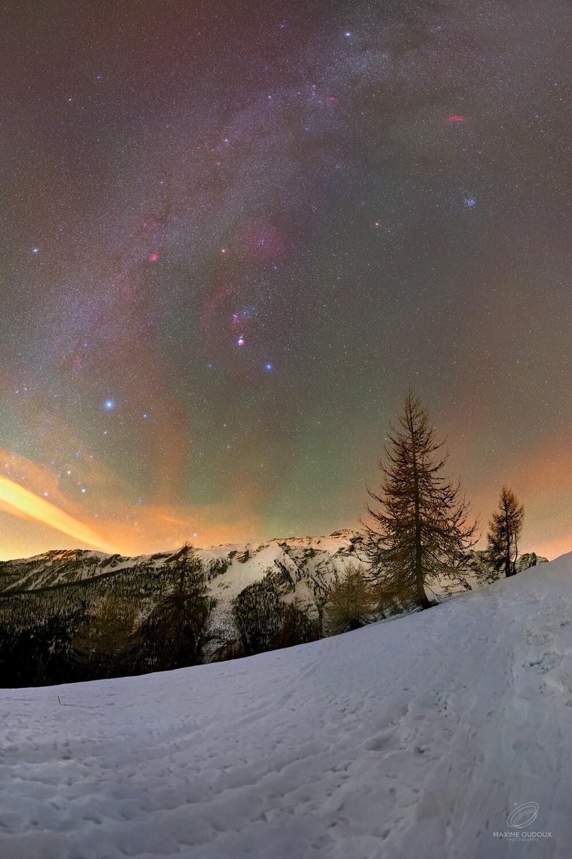 Les couleurs de la nuit