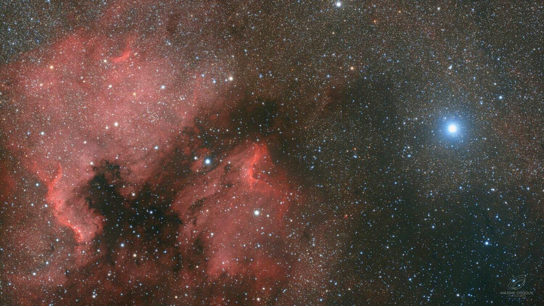 Nébuleuses et étoiles