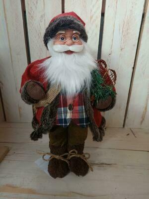 Babbo Natale H. 50 cm