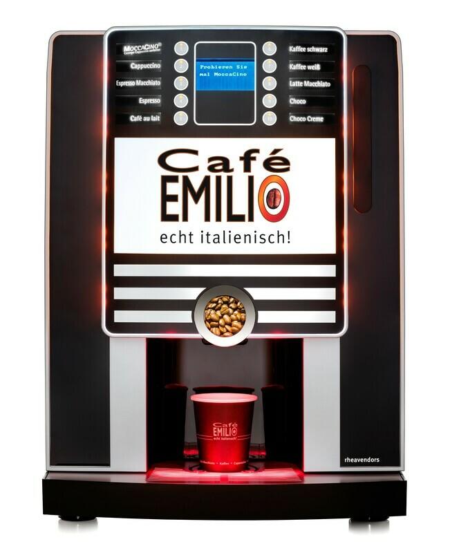 Café Emilio Vollautomat general überholt