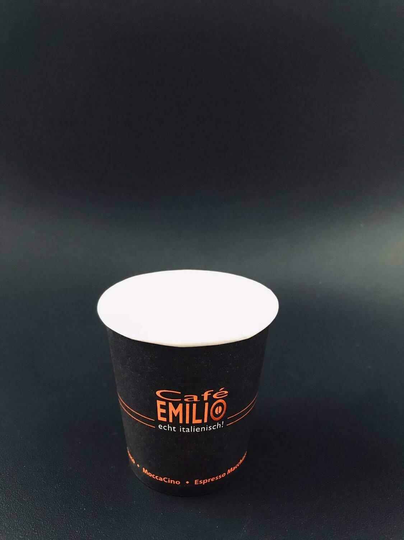 Espresso-Becher aus Hartpapier  - 50 Stück