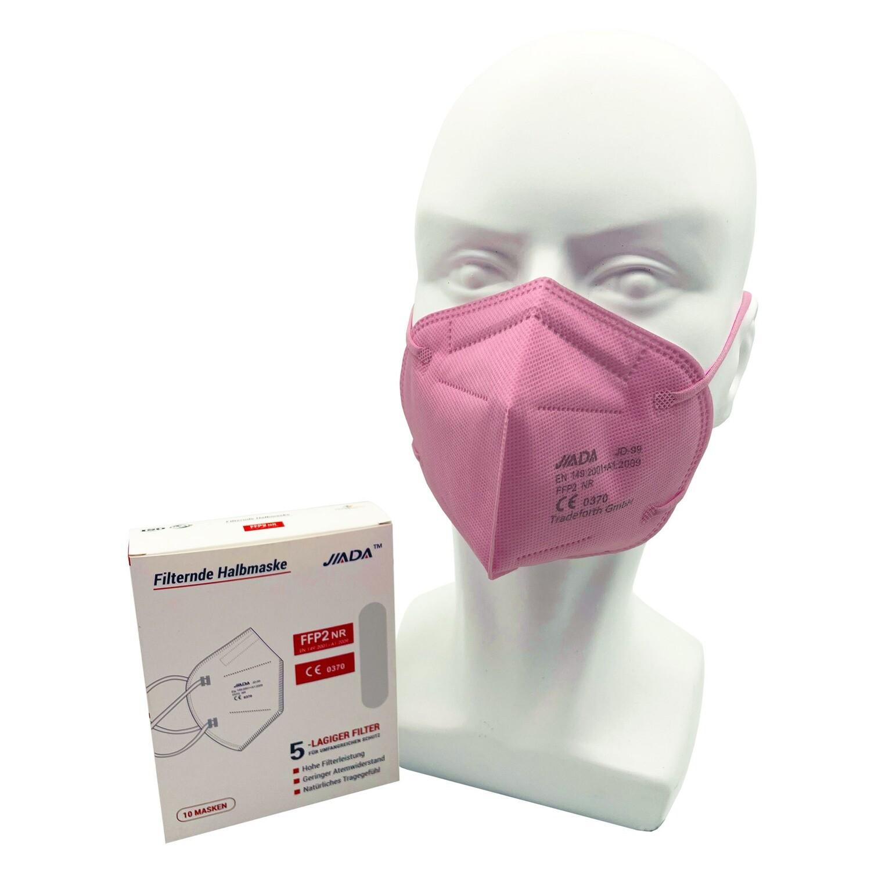 FFP2 Maske in Pink
