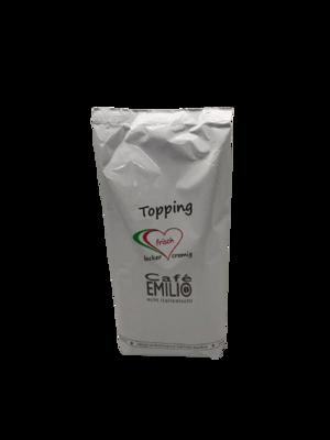 Café Emilio Topping