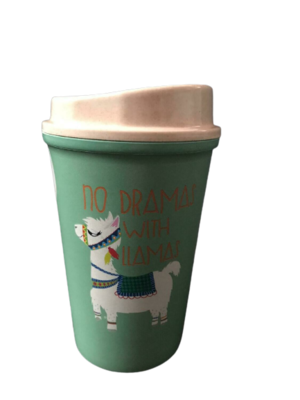 Drama Llama Bambus Coffee-To-Go-Becher