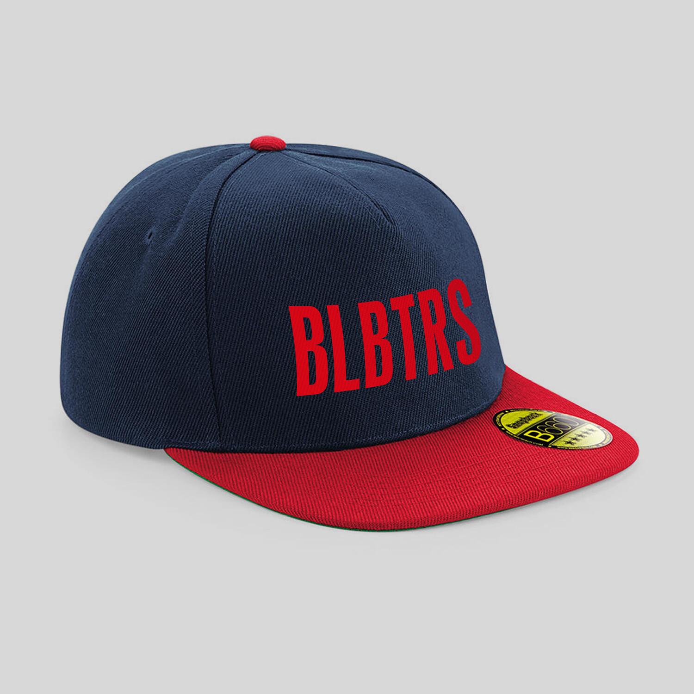 07 - BLBTRS HAT RED&BLU