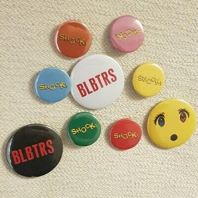 10 - BB SET OF 9 PINS