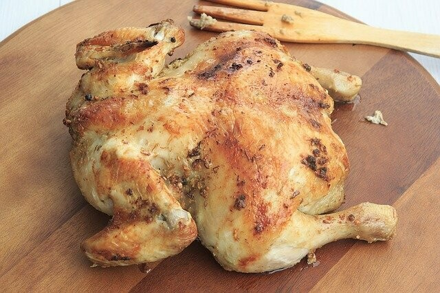 Mother's Day Roast Chicken meal box