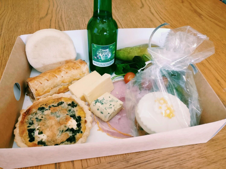 Savoury Graze Box