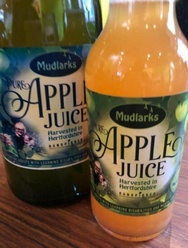 Mudlarks Apple Juice
