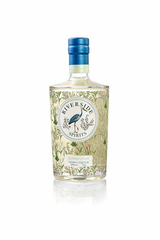 Stort Valley Spirits Elderflower vodka