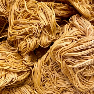 Dried noodles from Sugar & Scoop (500g)