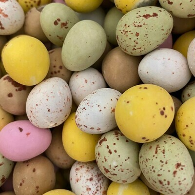 Mini chocolate eggs from Sugar & Scoop (300g)