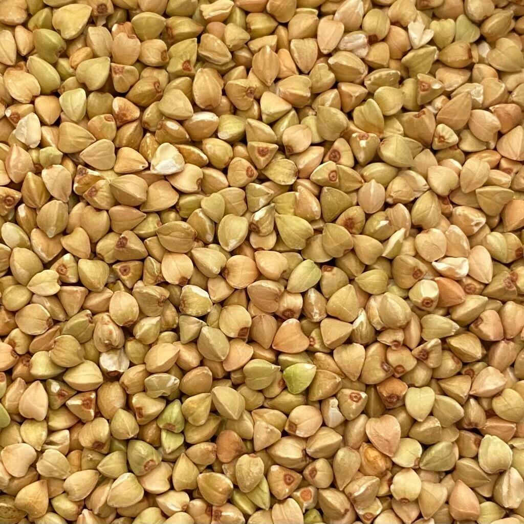 Organic Buckwheat groats from Sugar & Scoop (500g)