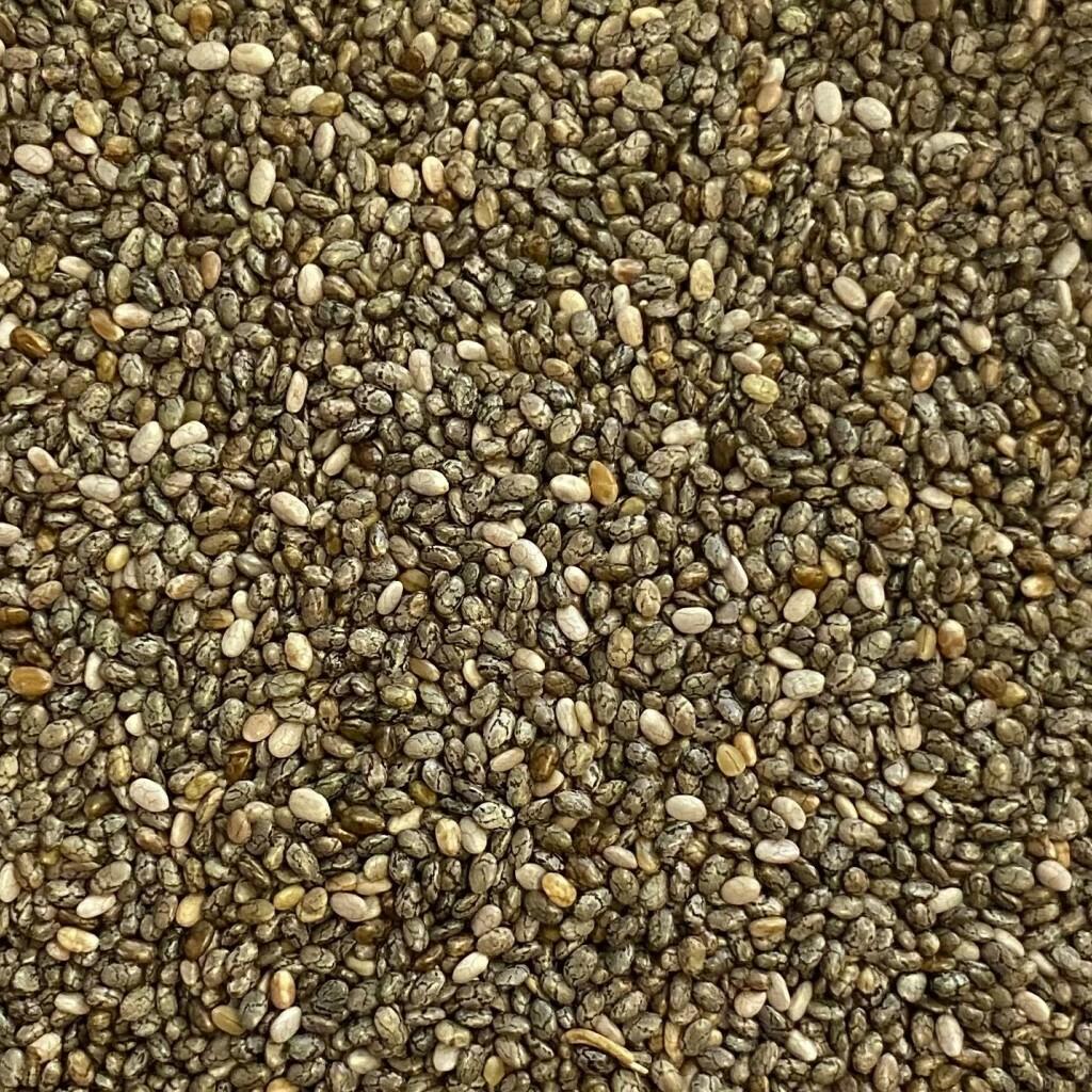 Organic chia seeds from Sugar & Scoop (500g)