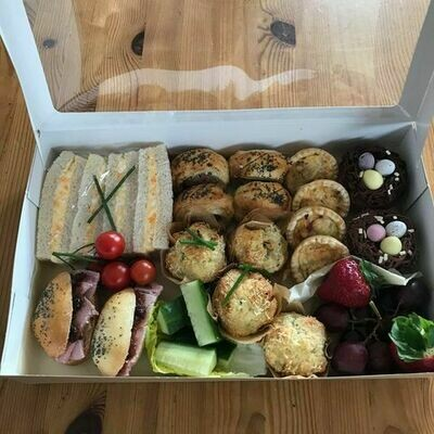 Savoury Treat Box for two