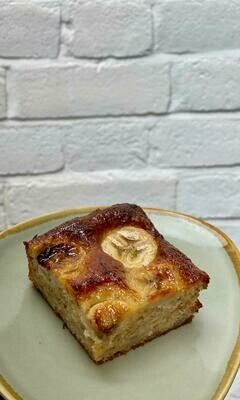 Mudlarks Banana Sticky Toffee Cake - dairy & gluten-free