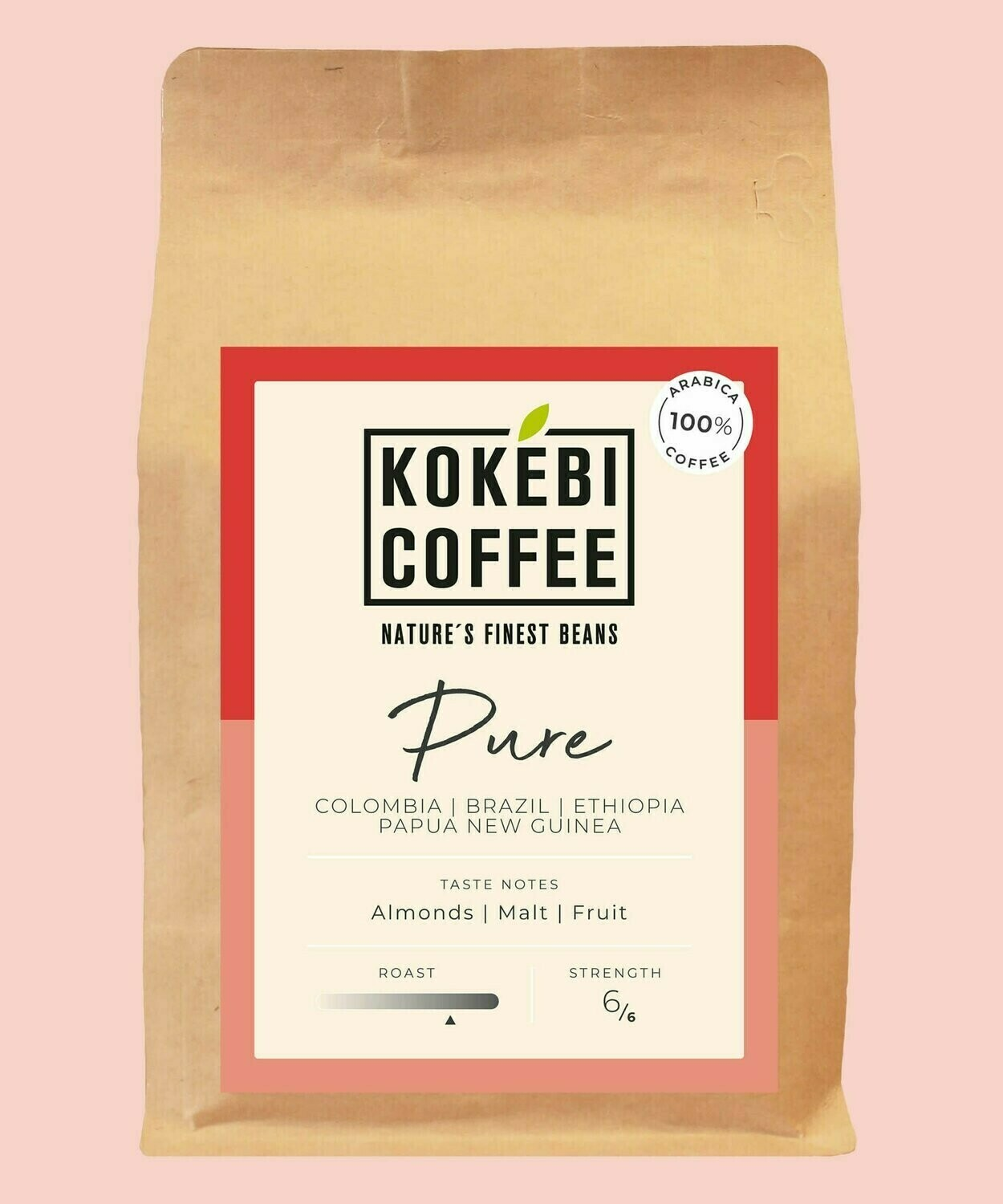 Kokebi Pure coffee beans