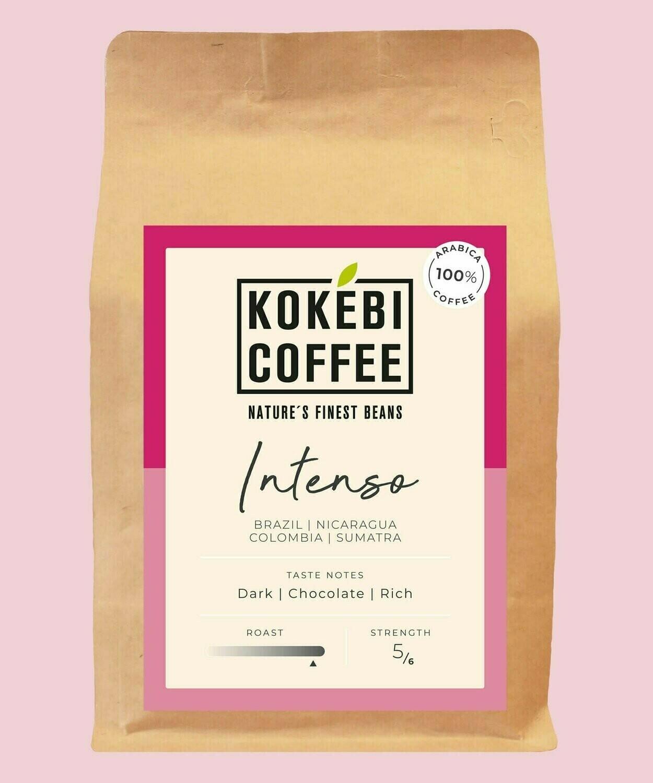 Kokebi Intenso coffee beans