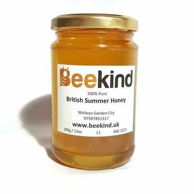 Honey from Beekind, Welwyn