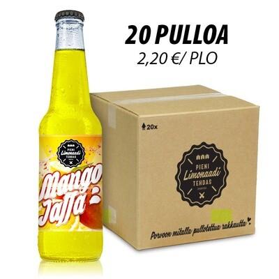 Mango-Jaffa - 20 pullon laatikko
