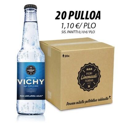 Vichy - 20 pullon laatikko