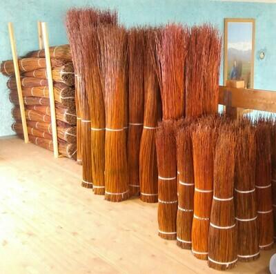 Salici secchi con corteccia rosso mattone cm 100, kg 2,5