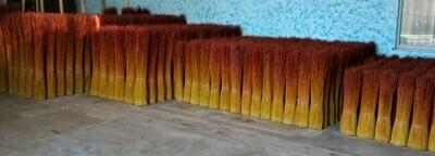 Salici taglio fresco, verdi con punte rosse, cm 80, kg 5