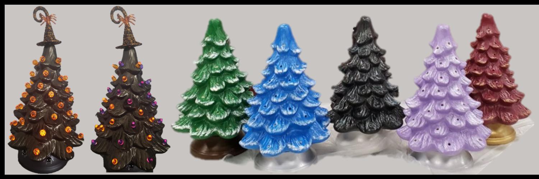 Ceramic Small Christmas Tree