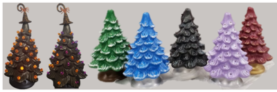 Ceramic Small Christmas Tree