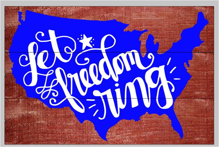 Let Freedom Ring / The United States of America