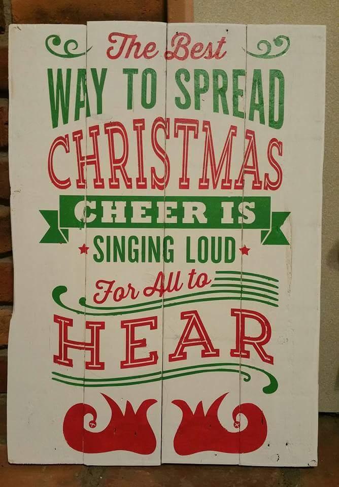 Spread Christmas Cheer