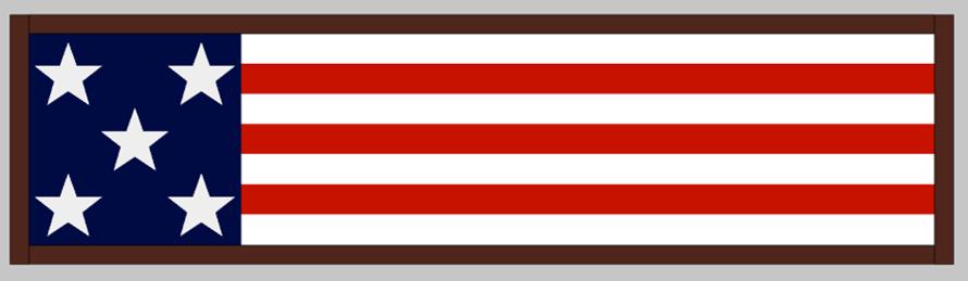5 Star Flag