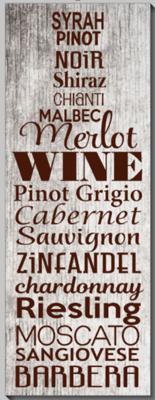 Wine Roll Call