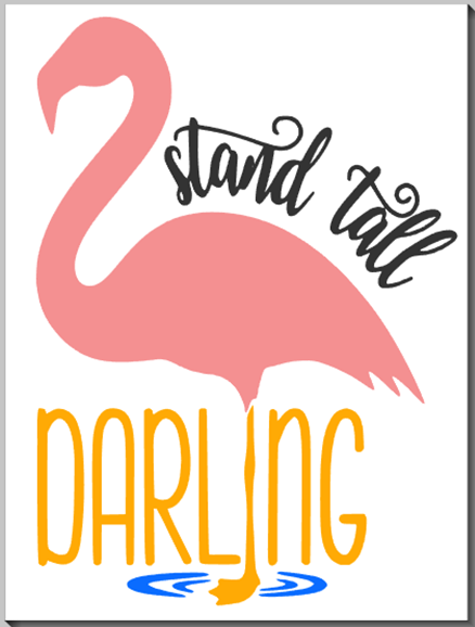 Stand Tall Darling