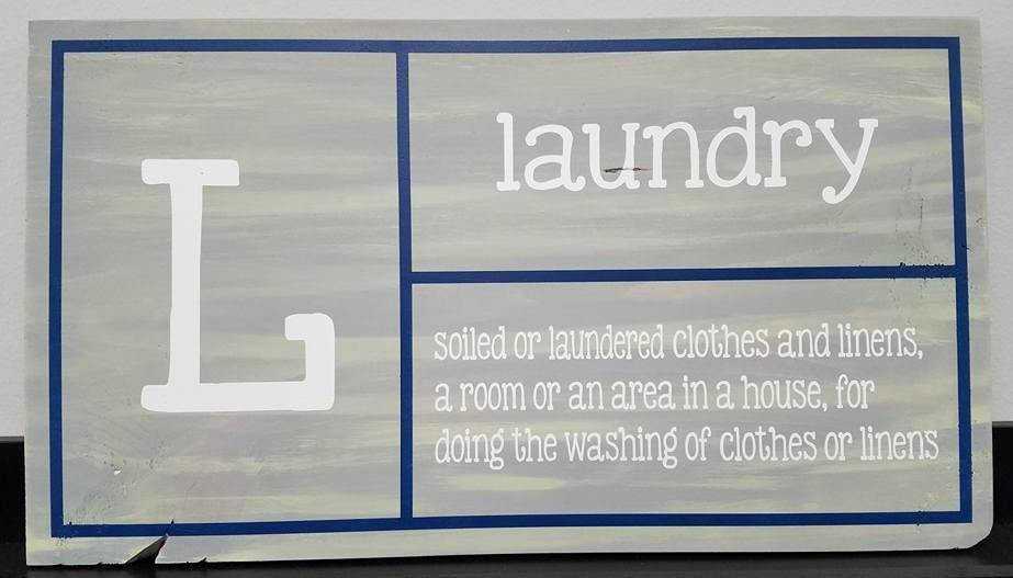 Laundry Definition