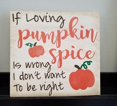 Loving Pumpkin Spice