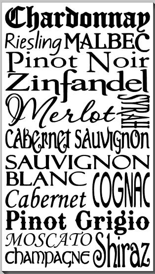 Wine Listing