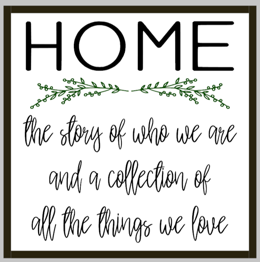 Home: a story of who we are
