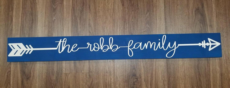 Arrow Family Name