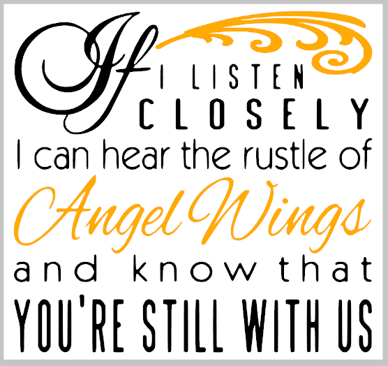 Angel Wings - You're Still With Us