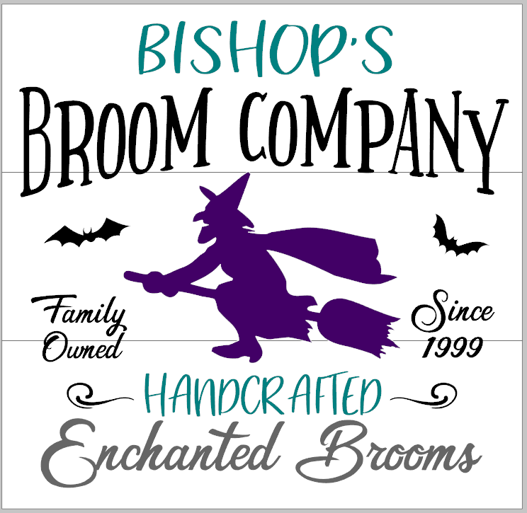 Personalized Broom Co
