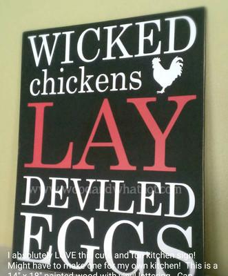 Wicked Chicken