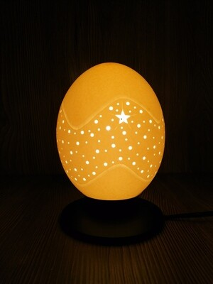 Lampe Sternengürtel