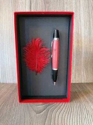 Kugelschreiber rubin