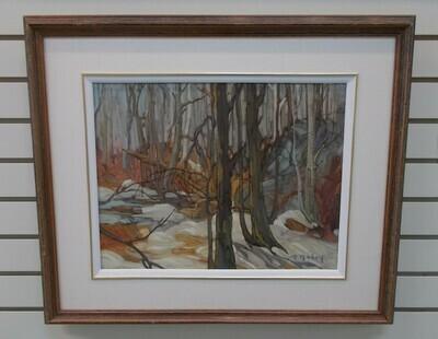 Springtime in the Forest - Gaston Rebry