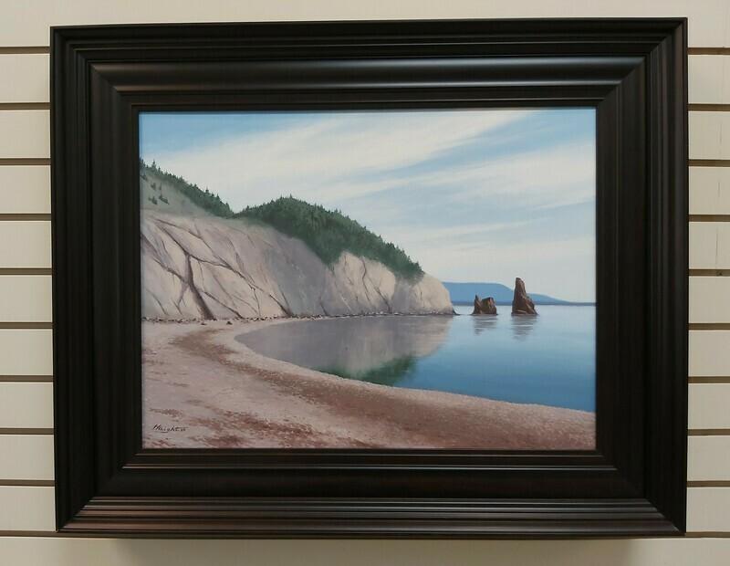 Presqu'ile - (Cape Breton)