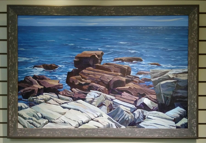 Balanced, Rocks and Waves